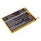 Alternativer Lithium-Polymer Akku für Highscreen Power Five und Power Five Pro Handy, Smartphone, Mobiltelefon mit 3,8 Volt und 5000mAh Kapazität