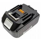 Akku für Makita BTD140, BTL061, BTW450 u.a. Elektro Werkzeug, ersetzt BL1815, BL1830, 194205-3 u.a., 18V, 4000mAh