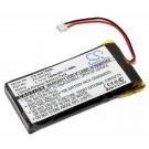Alternativer Lithium-Polymer Akku für Navman iCN720 und iCN750 GPS Navigationsgerät mit 3,7 Volt und 1900mAh Kapazität, ersetzt den original Akku PS-803262