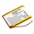 3,7V Akku für Notepad PDA Palm M550 Tungsten T3 Zire 72 u.a. | 1000mAh | ersetzt IA1TA16A0, IA1W721H2 u.a.