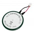 3,7V Li-Ion Akku passend für Sony Ericsson Bluetooth Uhr MBW-100 und MBW-150