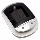 Akku Ladegerät DTC-5101 für Pentax DL-18 Fujifilm NP40 Akku