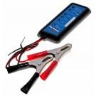 Der Ansmann Power Check Kfz-Batterietester ermöglicht im Handumdrehen den Ladezustand der Kfz-Batterie zu prüfen