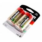 2er Pack Camelion Plus Alkaline Batterie 1,5V D Mono [LR20-BP2] LR20, AM1, MN1300, E95