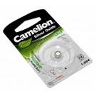 Camelion SR59 Knopfzelle Batterie Silberoxid für Uhren u.a. mit 30mAh und 1,55V, wie SR726W, SG2, S726E