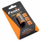 Fenix ARB-L16-700 16340 CR123A Li-Ion Akku, geschützt mit PCB, Button Top, 3,6V, 700mAh