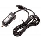 Kfz-Ladegerät Ladekabel Car Charger Autoladekabel mit Micro-USB Anschluss, 2,4A und 1,1 Meter Kabel, mit Schnellladefunktion für z.B. Smartphone oder Tablet