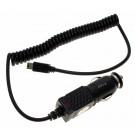 KFZ-Ladekabel für für 12 Volt und 24 Volt Bordnetz-Anschlüsse passend für GP-35, GT-35 3D und GP-43 mit Mini-USB Anschluß