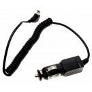 KFZ-Ladekabel, Ladegerät, Car Charger, Autoladekabel (12V/24V) mit abgewinkeltem mini USB-Stecker