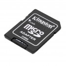 Kingston microSDHC 32GB UHS-I Class 10 Speicherkarte mit SD-Adapter
