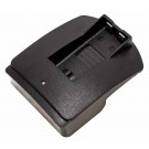 Ladeschale Nummer 189 für Akkuladegerät DTC-5101, zwei Akkuschächte (Duo-Panel) zum Laden von ein oder zwei Micro AAA Akkus