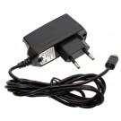 Netzteil, Steckerladegerät, Netzgerät , Netzkabel, Ladegerät für die Steckdose,mit Stecker mit Mini USB Anschluss und 1 Ampere Ausgangsleistung bei 5 Volt
