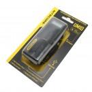 Akkuladegerät NiteCore UM10 mit USB Anschluss und LCD-Display für Li-Ionen, IMR Akkus