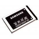 Original Samsung Akku  AB463446BU (GH43-03241A) Li-Ion für Samsung Handy, Smartphone, Mobiltelefon mit 3,7 Volt und 800mAh Kapazität