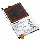 Sony Akku LIS1529ERPC, 1274-3419.1 mit NFC Antenne für Xperia Z1 Compact Handy, Smartphone mit 3,8 Volt und 2300mAh Kapazität