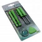 Proskit PK-9110 Öffnungs-Werkzeug Set 6-Teilig für Apple iPhone 3 s + 4 s, Akku, Display Tausch, Reparatur
