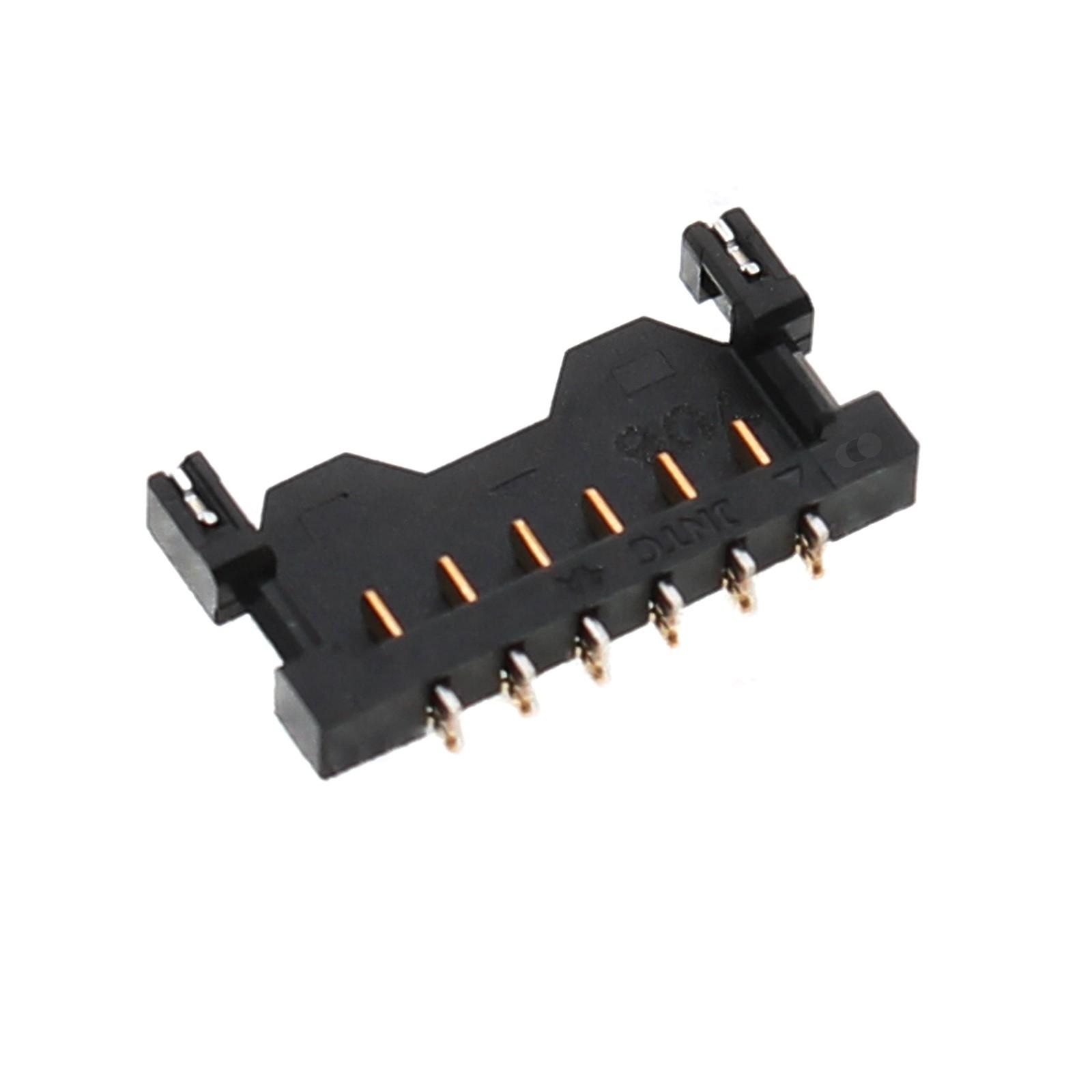 6-Pin Steckleiste für Samsung GT-P5210, SM-T310, SM-T705 u.a. / Akku-Connector