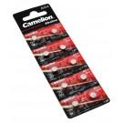 10x Camelion AG4 LR66 Alkaline Knopfzelle Batterie 177, 280-38, LR626, SG4, V4GA, 1,5V, 18mAh
