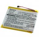 Alternativer Li-Polymer Akku passend für Ihren Sony eBook Reader PRS-350 und PRS-350SC