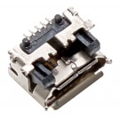 Ersatz micro-USB Buchse für TomTom Navi, Navigationsgeräte Start 20 25 60 Via 120 125 130 135 GO 820 825 zum Löten