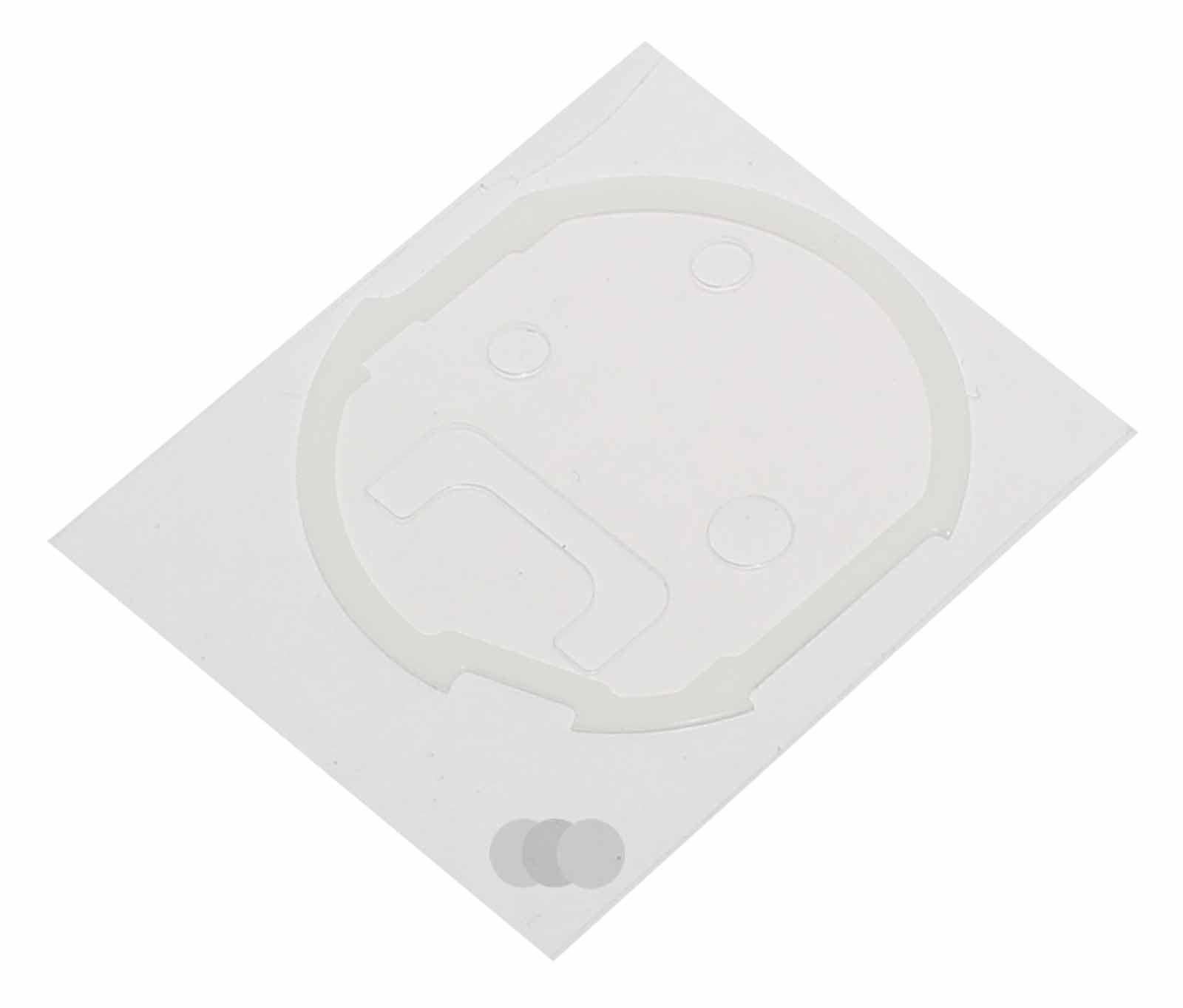 Kleber für hintere Glasabdeckung Batteriefachdeckel für Samsung Gear S3 Frontier R760, R765, Classic R770, GH02-13391A