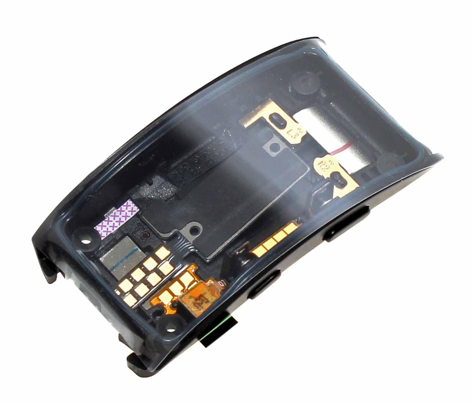 Samsung Gear Fit 2 Pro (SM-R365) Akkudeckel Gehäuse Rückseite, schwarz, GH82-15064A, Back Cover