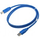 1 Meter langes Kabel USB 3.0 A-Stecker auf B-Stecker, Drucker, Scanner, 5 GBit/s