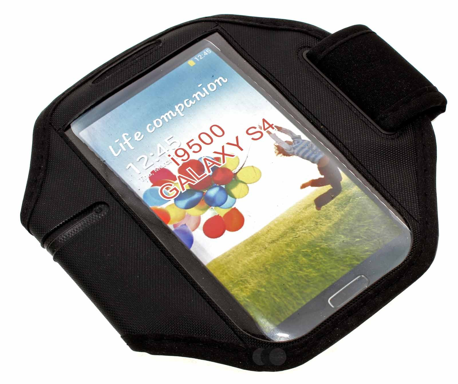 Samsung Galaxy S4 i9500 iPhone 5S Sport Armband, Fitness Hülle, Schutz Hülle, Jogging Arm Tasche