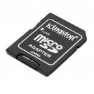 Kingston microSDHC 32GB UHS-I Class 10 Speicherkarte mit SD-Adapter