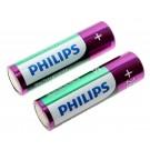 2x Philips Akku für Avent SCD 560 Babyphone mit 2600mAh Akku-Kapazität