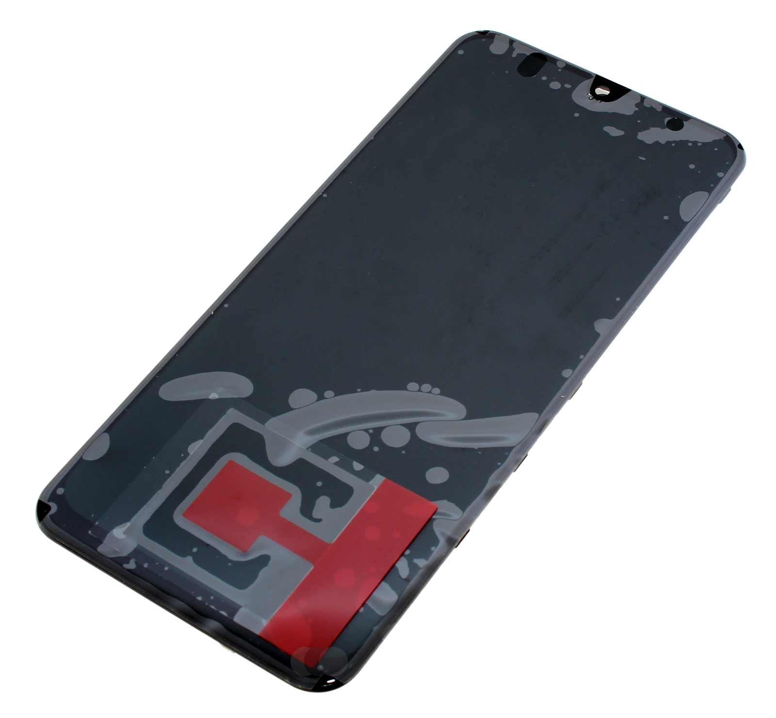 Samsung GH82-19204A Display Bildschirm LCD Kompletteinheit für Samsung Galaxy A50 SM-A505F Handy, schwarz