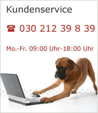 Il nostro servizio clienti è disponibile 24/7.